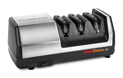 Black Universal Electric Sharpener