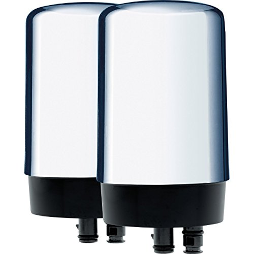 Brita Tap Water Filter, Water Filtration System Replacement Filters For Faucets, Reduces Lead, BPA...