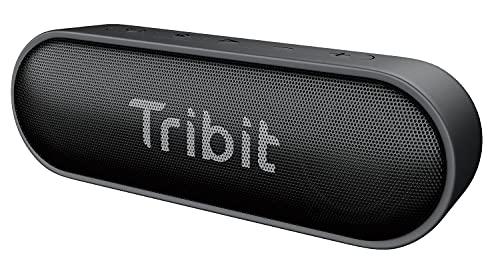Bluetooth Speaker, Tribit XSound Go Speaker with 16W Loud Sound & Deeper Bass, 24H Playtime, IPX7...