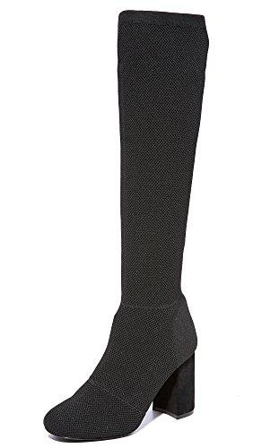 Joie Women's Sam Knee-High Boot, Black, 8 Medium US