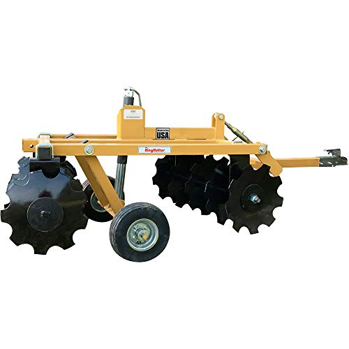 King Kutter Tow-Behind Garden Tractor/ATV Compact Disc - 33in. Working Width, Model Number...