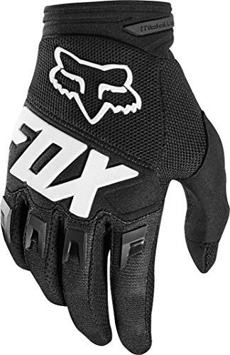 Fox Racing Dirtpaw Race Men's Off-Road Motorcycle Gloves - Black/Large