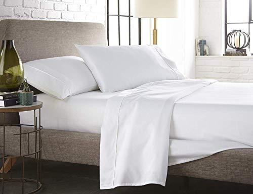 Mandarin Hotel Collection Top Quality 600-Thread Count  Egyptian Cotton Luxurious 4-PCs Sheet Set...