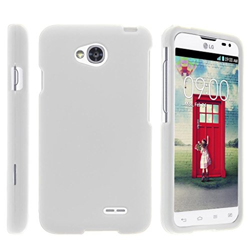 MINITURTLE Case Compatible w/ [LG Optimus L70 Case, Ultimate 2 Case, Optimus Exceed 2 Case][Snap...