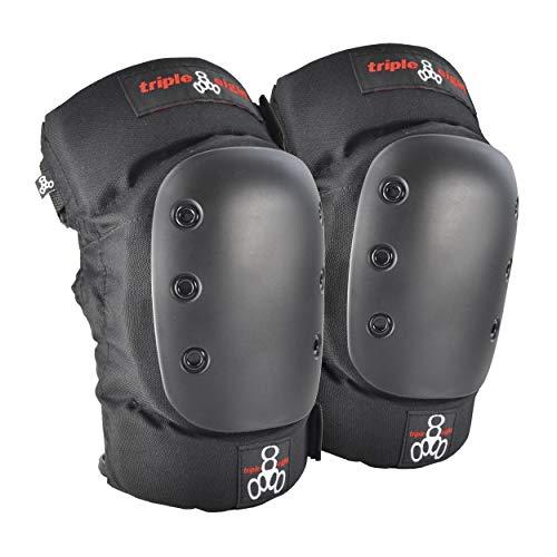 Triple Eight KP 22 Heavy-Duty Skateboarding Knee Pads (Pair)