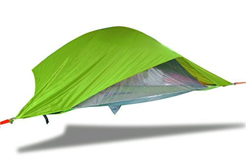 Tentsile Roof Kit Trillium 3-Person Heavy-Duty Hammock (Fresh Green)