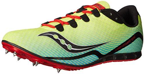 Saucony Men's Vendetta Track Spike Racing Shoe