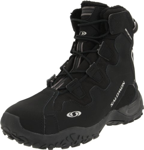 Salomon Men's Snowtrip TS Waterproof Winter Shoe