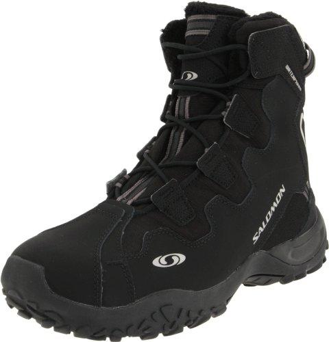 Salomon Men's Snowtrip TS Waterproof Winter Shoe