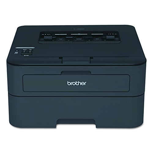 Brother HL-L2340DW Compact Laser Printer, Monochrome, Wireless Connectivity, Two-Sided Printing,...