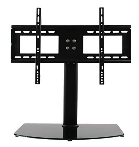ShopJimmy Universal TV Stand / Base + Wall Mount for 37' - 55' Inch Flat-Screen TVs