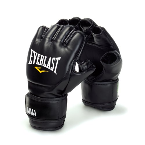 Everlast Mixed Martial Arts Grappling Gloves (Large/X-Large)