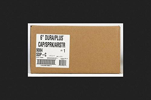 Dura Vent DuraPlus 9084 6-Inch Chimney Cap