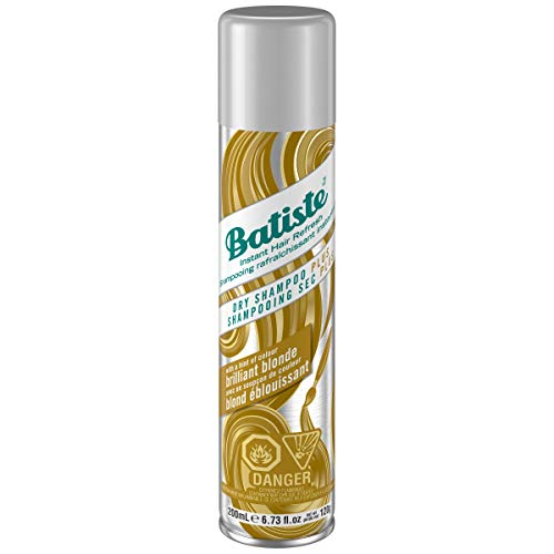 Batiste Dry Shampoo, Brilliant Blonde, 6.73 Ounce