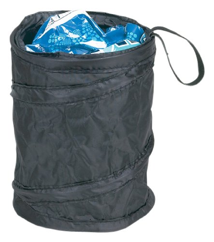 Go Gear TRASH-BLA-2PK Pop-Up Trash Can, 2 Pack