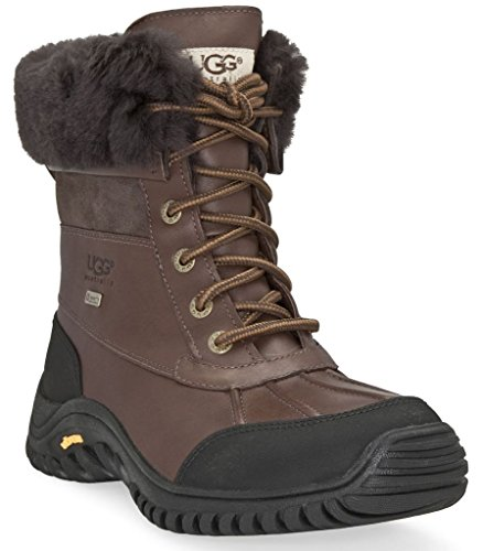 UGG Womens Adirondack II Obsidian Winter Boot - 5