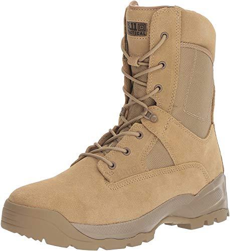 5.11 Men's ATAC 8In Boot-U, Coyote Brown, 8 2E US