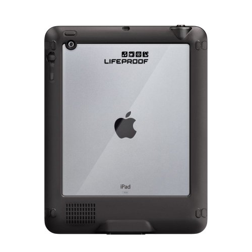 LifeProof 1103-02 Nüüd Case Stand for iPad Gen 2, 3, 4 - White / Gray