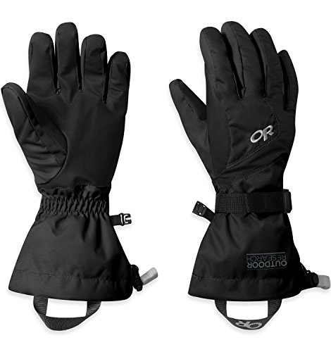 Outdoor Research Men's Adrenaline Gloves, Black, Small