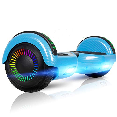 LIEAGLE Hoverboard, 6.5' Self Balancing Scooter Hover Board with Bluetooth UL2272 Certified Wheels...