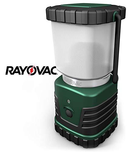 Rayovac Sportsman LED Camping Lantern Flashlight, 305 Lumens Battery Powered LED Lanterns for...