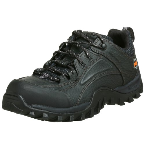 Timberland PRO Men's 40008 Mudsill Low Steel-Toe Lace-Up,Black,11 M