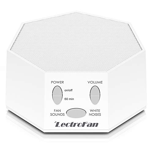 Adaptive Sound Technologies LectroFan High Fidelity White Noise Sound Machine with 20 Unique...