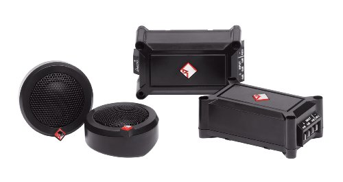 Rockford Fosgate P1T-S Punch 1' Tweeter Kit (Pair)