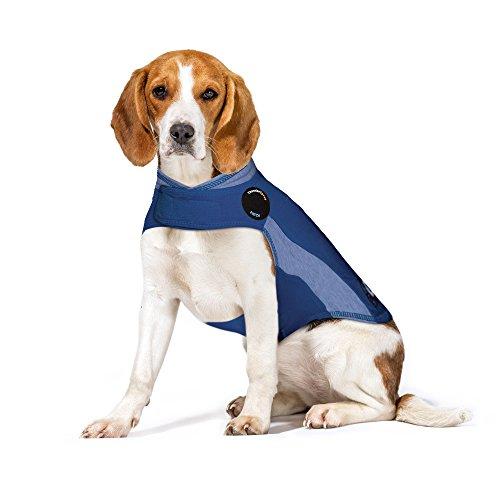 ThunderShirt Polo Dog Anxiety Jacket | Vet Recommended Calming Solution Vest for Fireworks, Thunder,...