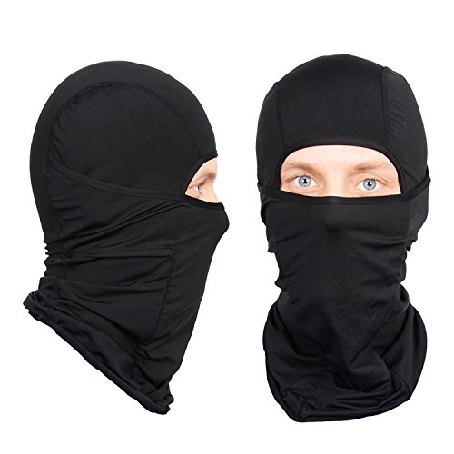 Nordic Balaclava 2-Pack Face Mask Motorcycle Helmets Liner Ski Gear Neck Gaiter Ski Mask Accessories...