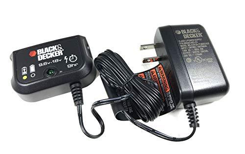 Black & Decker 90592363-01 18-Volt Charger