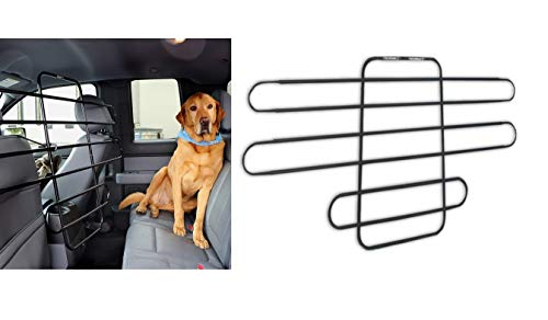 Zookeeper Pet Barrier – Adjustable and Universal for Cars, Trucks, SUVs – Moves with Your...