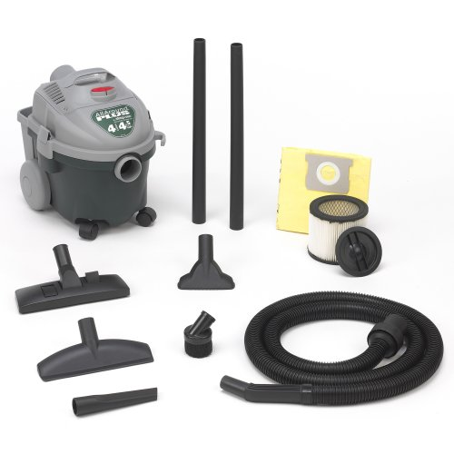 Shop-Vac 5870400 4-Gallon 4.5-PeakHorsepower All Around Wet/Dry Vacuum,Gray