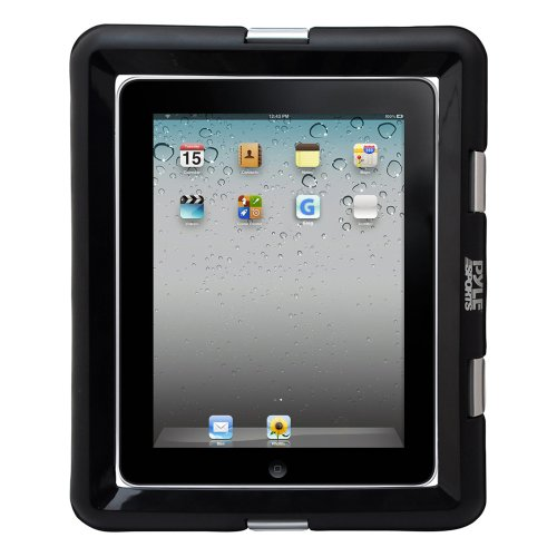 Universal iPad Waterproof Case, Marine Water Resistant IPX8 Outdoor Rugged Heavy Duty Tough Durable...