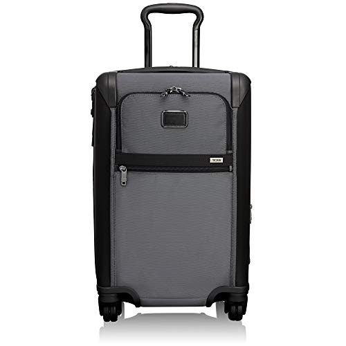 TUMI - Alpha 2 & Alpha 3 Expandable International 4 Wheeled Carry-On Luggage - 22 Inch Rolling...