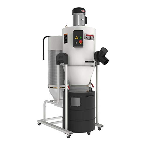 JET JCDC-2 Cyclone Dust Collector, 2HP, 230V (717520)