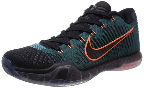 Nike Kobe X Elite Low Mens Basketball Trainers 747212 Sneakers Shoes (UK 9 US 10 EU 44, Court Purple...