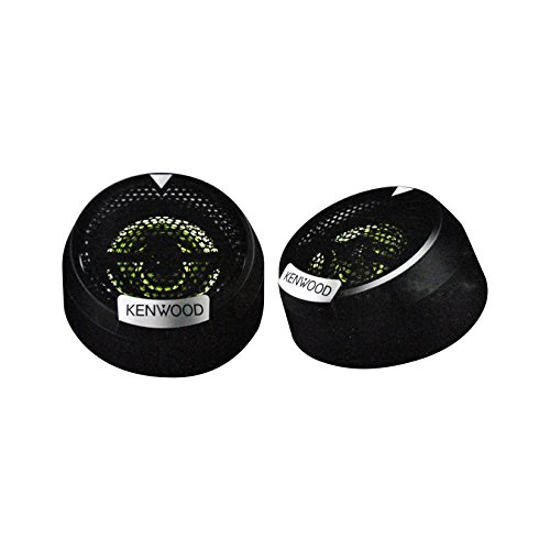 Kenwood KFC-ST01 1-Inch balanced dome tweeters
