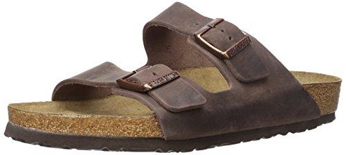 Birkenstock Arizona Oiled Leather Habana Sandals