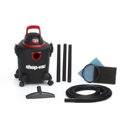 Shop-Vac 2030500 5-Gallon 2.25 Peak HP Aqua Vac Wet Dry Vacuum (Discontinued by MFG)