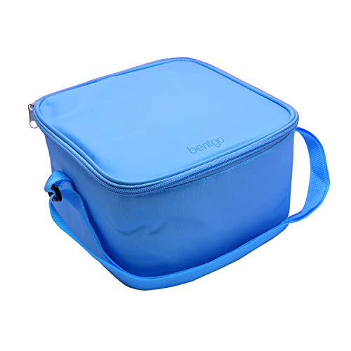 Bentgo Classic Bag (Gray) - Insulated Lunch Bag Keeps Food Cold On the Go - Fits the Bentgo Classic...