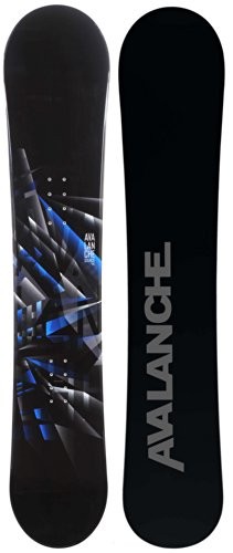 Avalanche Source Snowboard 158 Mens
