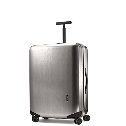 Samsonite Luggage Inova Hs Spinner 20 Metallic Silver