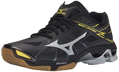 Mizuno Men's Wave Lightning Z BK-SL Volleyball Shoe