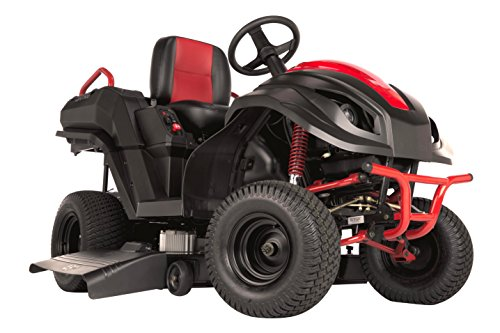 Raven MPV7100 Hybrid Riding Lawnmower Power Generator and Utility Vehicle, Red/Black