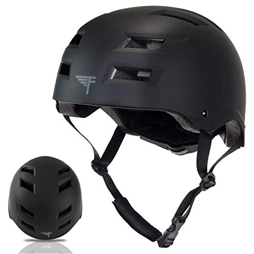 Flybar Skateboard Helmet - Multi-Sport Impact Protection for Youth and Adults for Bike, Inline and...