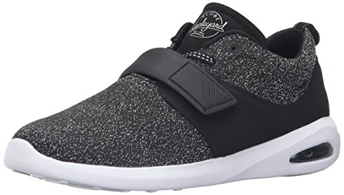 Globe Men's Mahalo Lyte-M, Black/White Strap, 8 M US