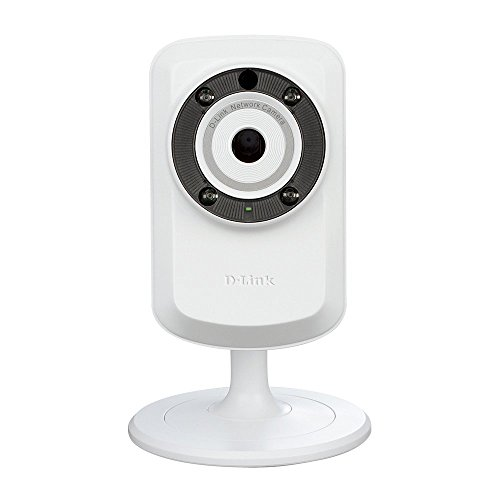 D-Link DCS-932L Day & Night Wi-Fi Camera (White)
