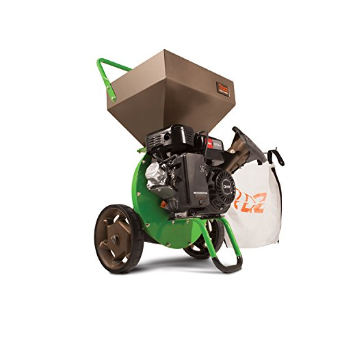 Tazz 18493 K32 Heavy Duty 212cc Gas Powered 4 Cycle Viper Engine 3:1 Capable Multi-Function Wood...