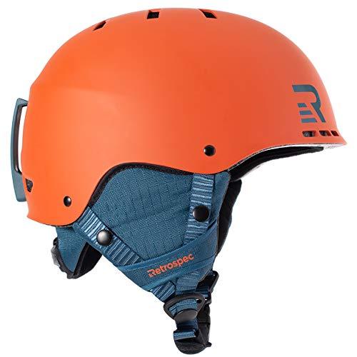 Traverse Sports 2-in-1 Convertible Ski & Snowboard/Bike & Skate Helmet, Matte Slate, Large/X-Large